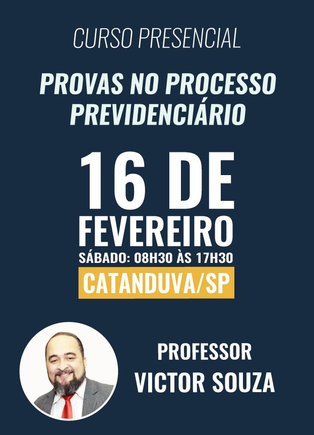 PRESENCIAL 2019 - 16/02/2019 - CATANDUVA/SP