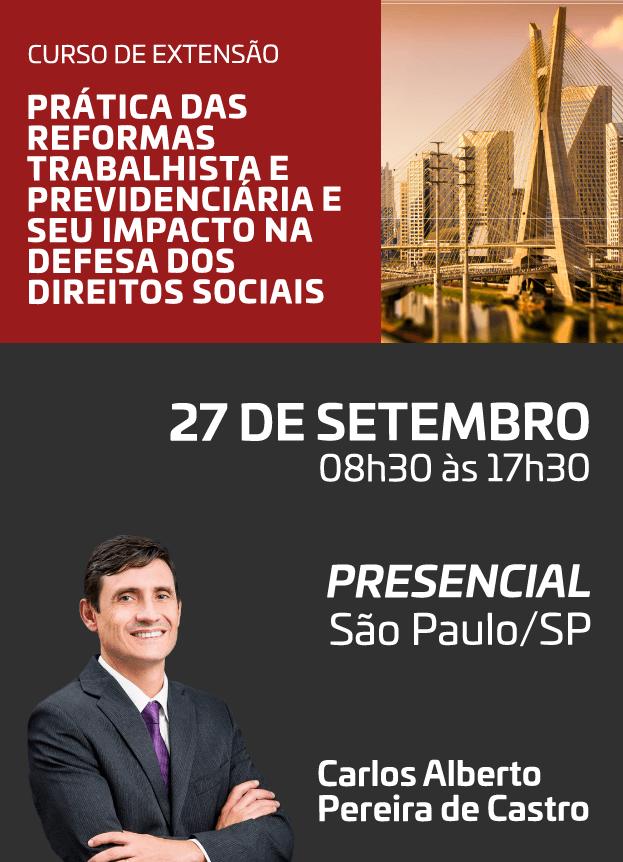 2019 - PRESENCIAL - 27/09/2019 - SÃO PAULO/SP