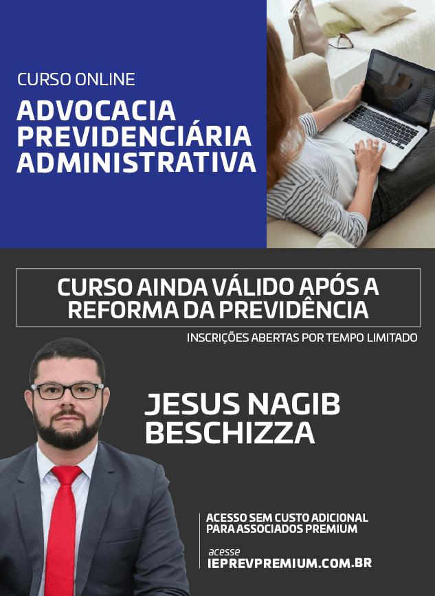 ONLINE Advocacia previdenciária administrativa