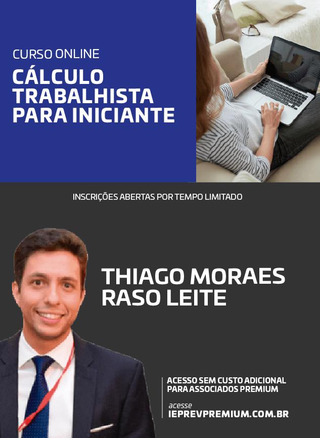 ONLINE CÁLCULOS TRABALHISTA PARA INICIANTES