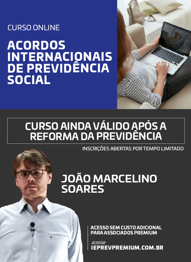 ONLINE ACORDOS INTERNACIONAIS DE PREVIDÊNCIA SOCIAL