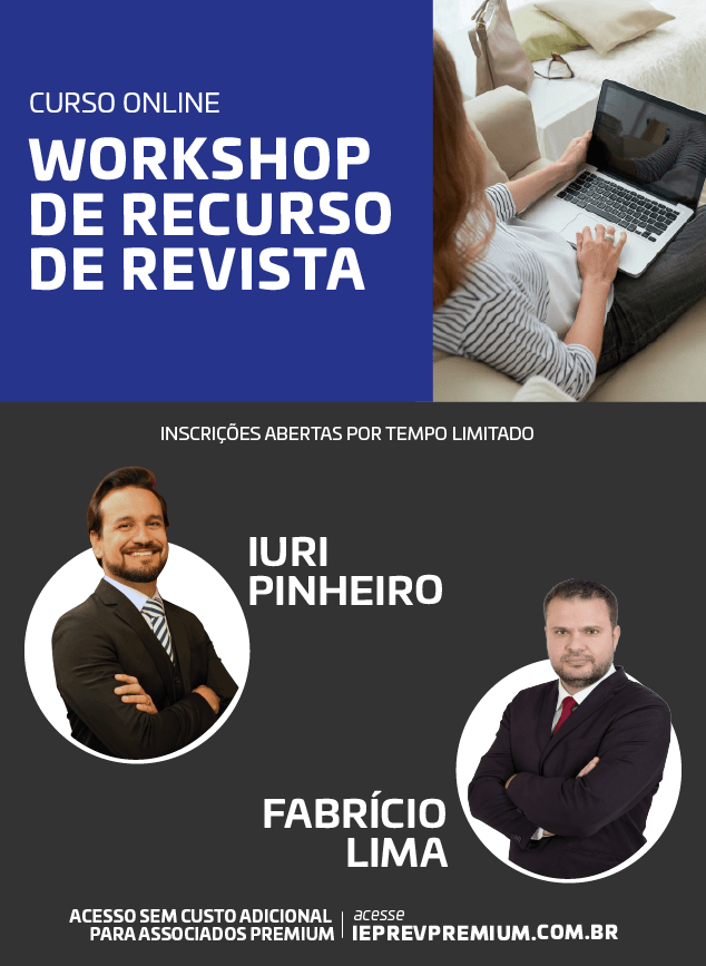 ONLINE Workshop de Recurso de Revista