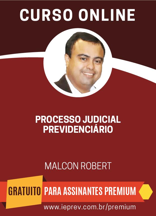 Processo Judicial Previdenciário