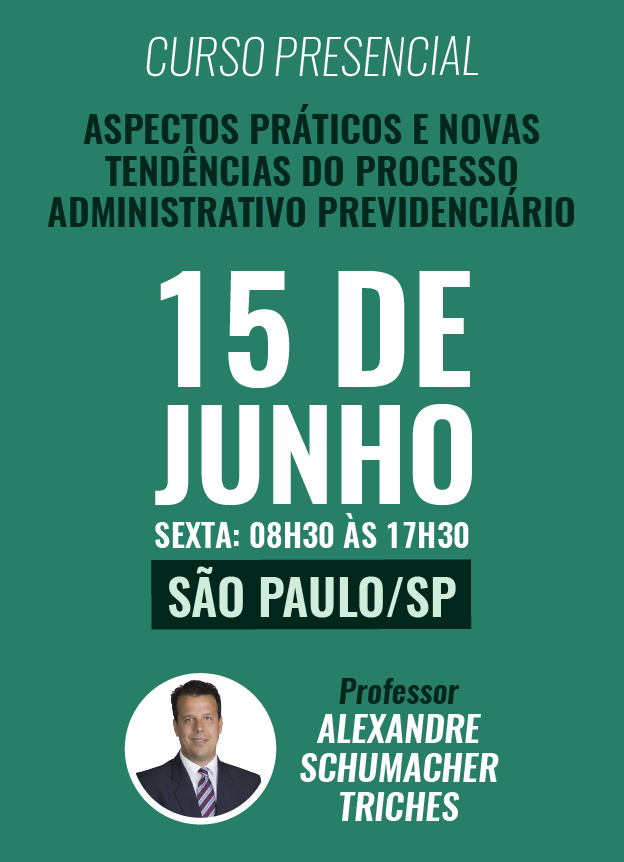 PRESENCIAL - 15/06/18 - SÃO PAULO/SP