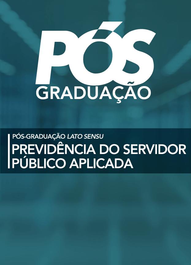 EAD - PÓS-GRADUAÇÃO RPPS