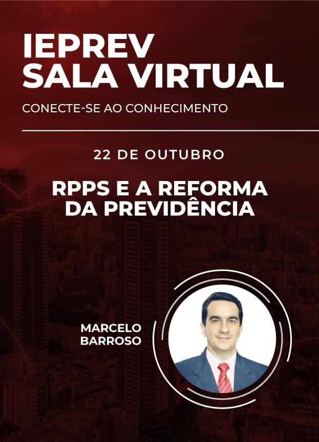 Sala Virtual - 22/10/2020 | Marcelo Barroso